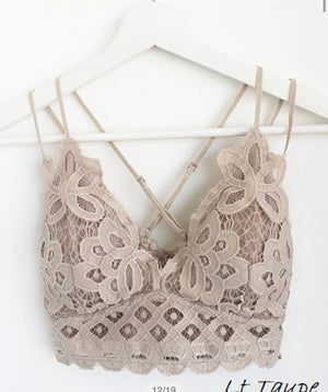 Lillian bralette PLUS SIZE