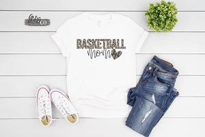 Basketball mom {Grey + co}