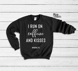 Caffeine and kisses {Grey + co}