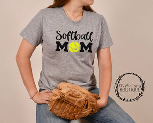 Softball Mom {Grey + Co}