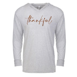 Script Thankful Graphic {Grey + Co}
