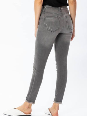 Ash grey Kancan Denim