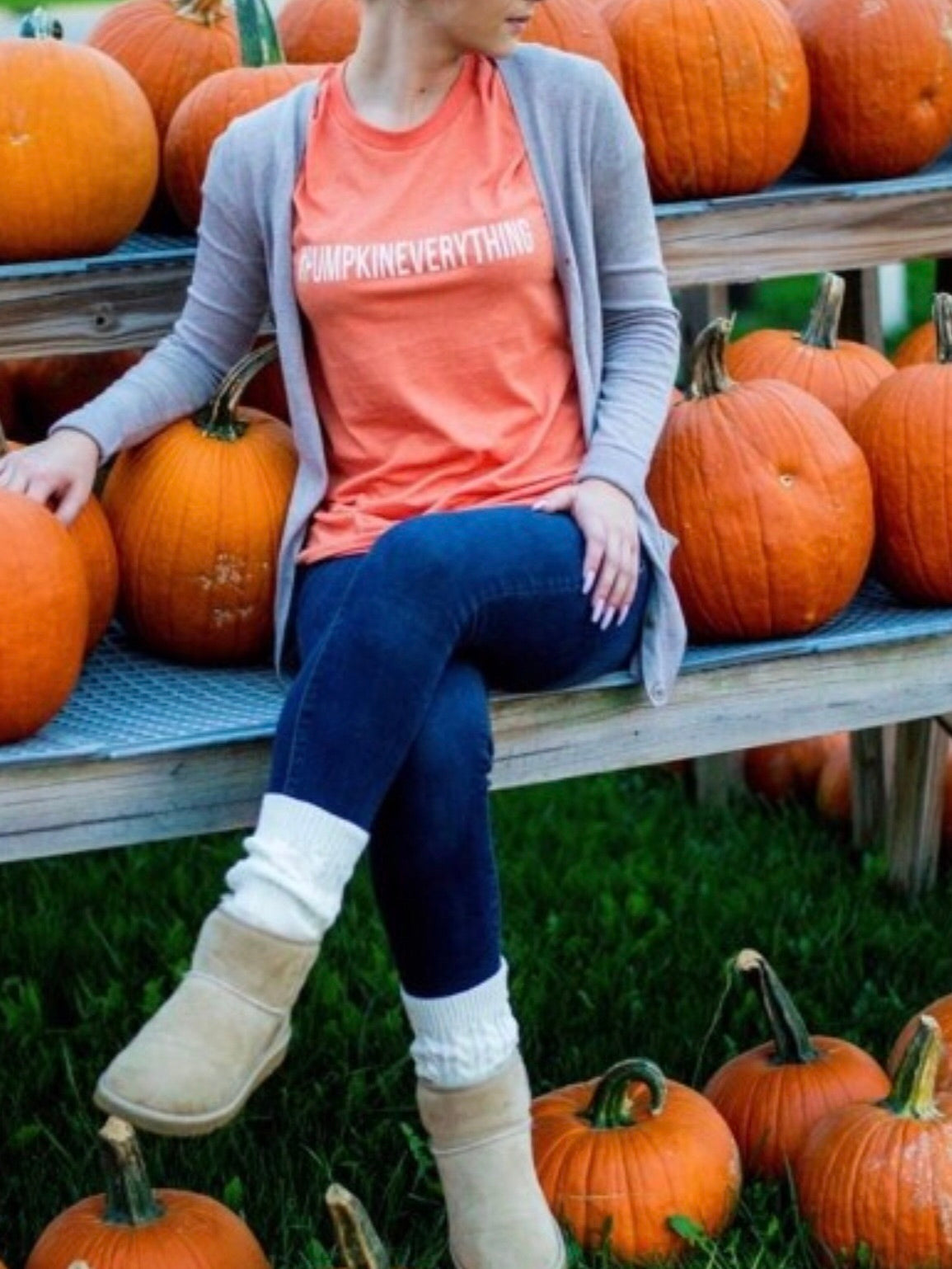 #pumpkineverything graphic tee