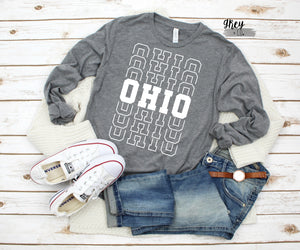 Ohio multi {Grey + co}