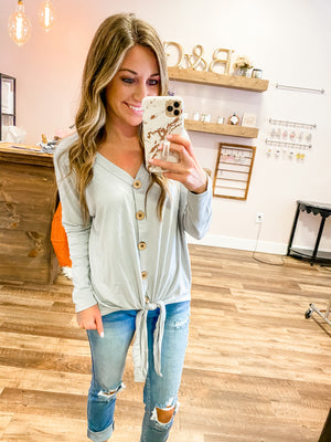 Ashton Button Down Top