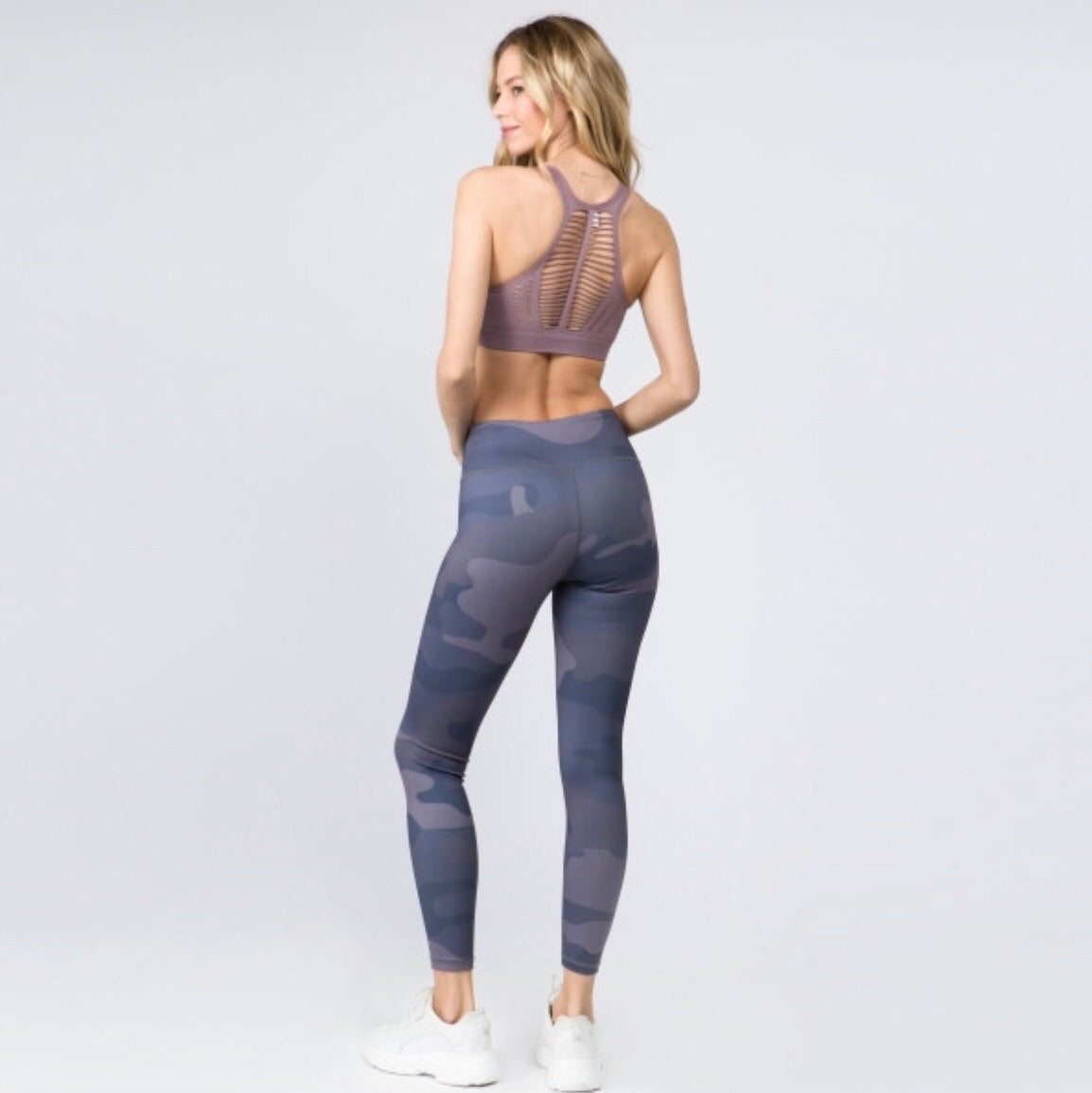 Jane Camo Legging