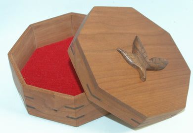 Custom Handmade Wooden Jewelry Box