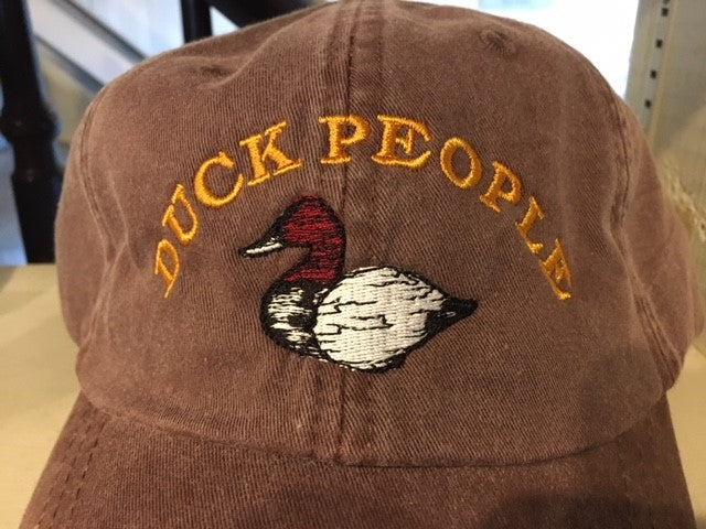 Duck People Baseball Cap