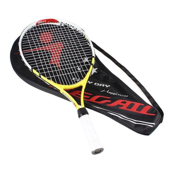 Youth Tennis Rackets with Carry Bag Hot
