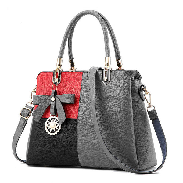 Women's leather handbags Messenger shoulder