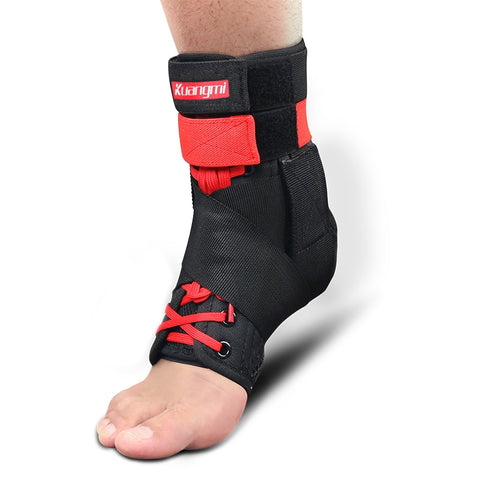 1 p.c.Ankle, Brace, Support Sports Foot Stabilizer, Adjustable Sock Straps Guard, Sprain