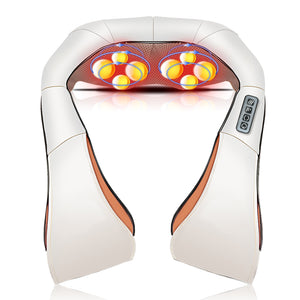 Neck,Back & Body, Electric Infrared Heating Massage Shiatsu,Physiotherapy Equipment