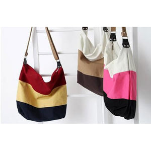 Canvas Hand Ladies Brand Cross Body Shoulder