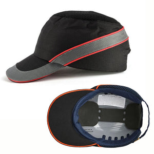 Bump Cap, Work Safety Helmet, Summer Breathable Security Anti-impact Lightweight