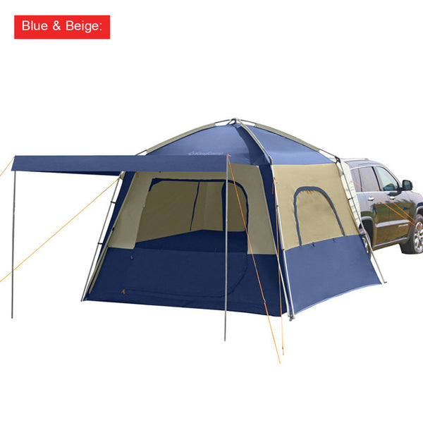 Durable Sun Shelter Camping High Quality Portable Outdoor Car Tent