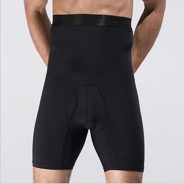 Men Compression Shorts, Stomach Shapers, Bodybuilding Tight, Boxers Running, Exercise, Gym Shorts