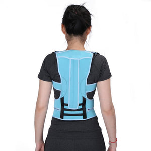Adult Corset Lumbar Back Posture Correction Spine Support Belt Orthopedic Corrector