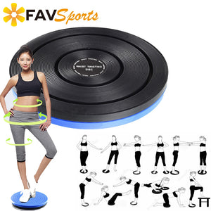 Women Body Exercise Equipment Twist, Board, Fitness, Balance, Waist, Disc