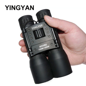 Binocular Zoom Field glasses Great Handheld Telescopes hunting H D Powerful