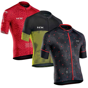 Quick Dry Cycling Short Sleeve Shirt MTB Racing Bicycle clothing
