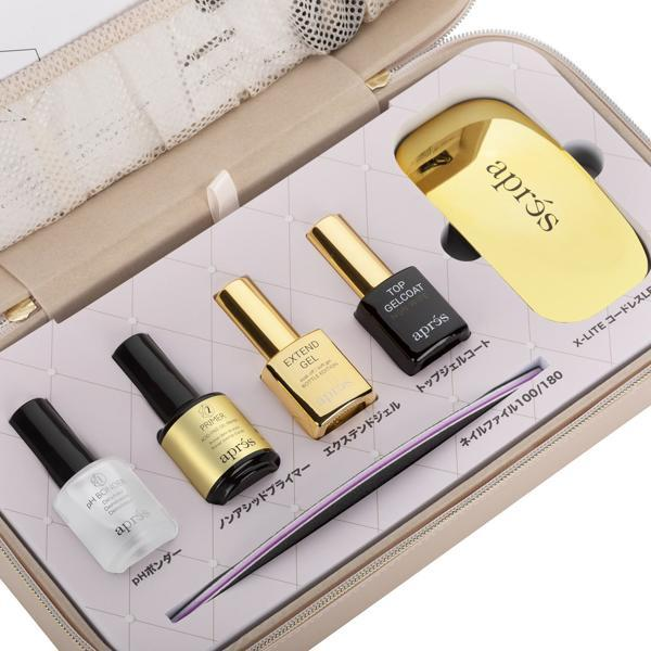 Aprés Gel-X set X ArtMe by Yoko Matsuda 6 Piece Set-Gel System-Universal Nail Supplies