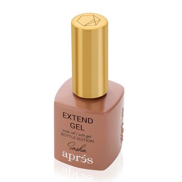 Aprés Nail Gel-X Nail Extensions - Color Extend Gel Bottle Edition - Sasha-Gel System-Universal Nail Supplies