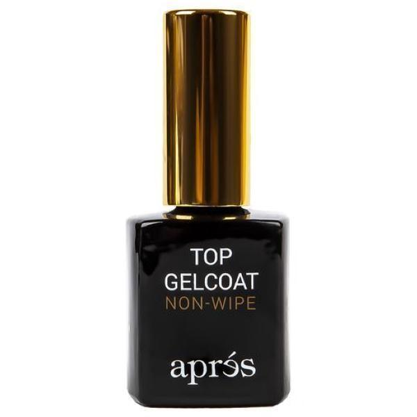 Aprés Nail Gel-X Nail Extensions - Non Wipe Gel Top Coat 15 mL-Gel System-Universal Nail Supplies