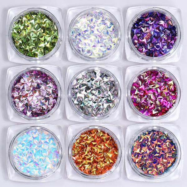 Born Pretty - Nail Art Flakes #41562-Gel Nail Polish-Universal Nail Supplies