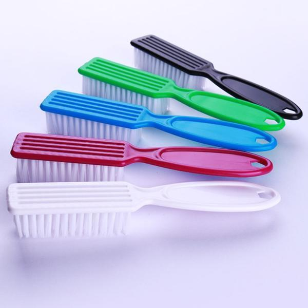 Born Pretty - Plastic Cleaning Hard Scrub Brush Dust Remover #41564-Nail Tools-Universal Nail Supplies