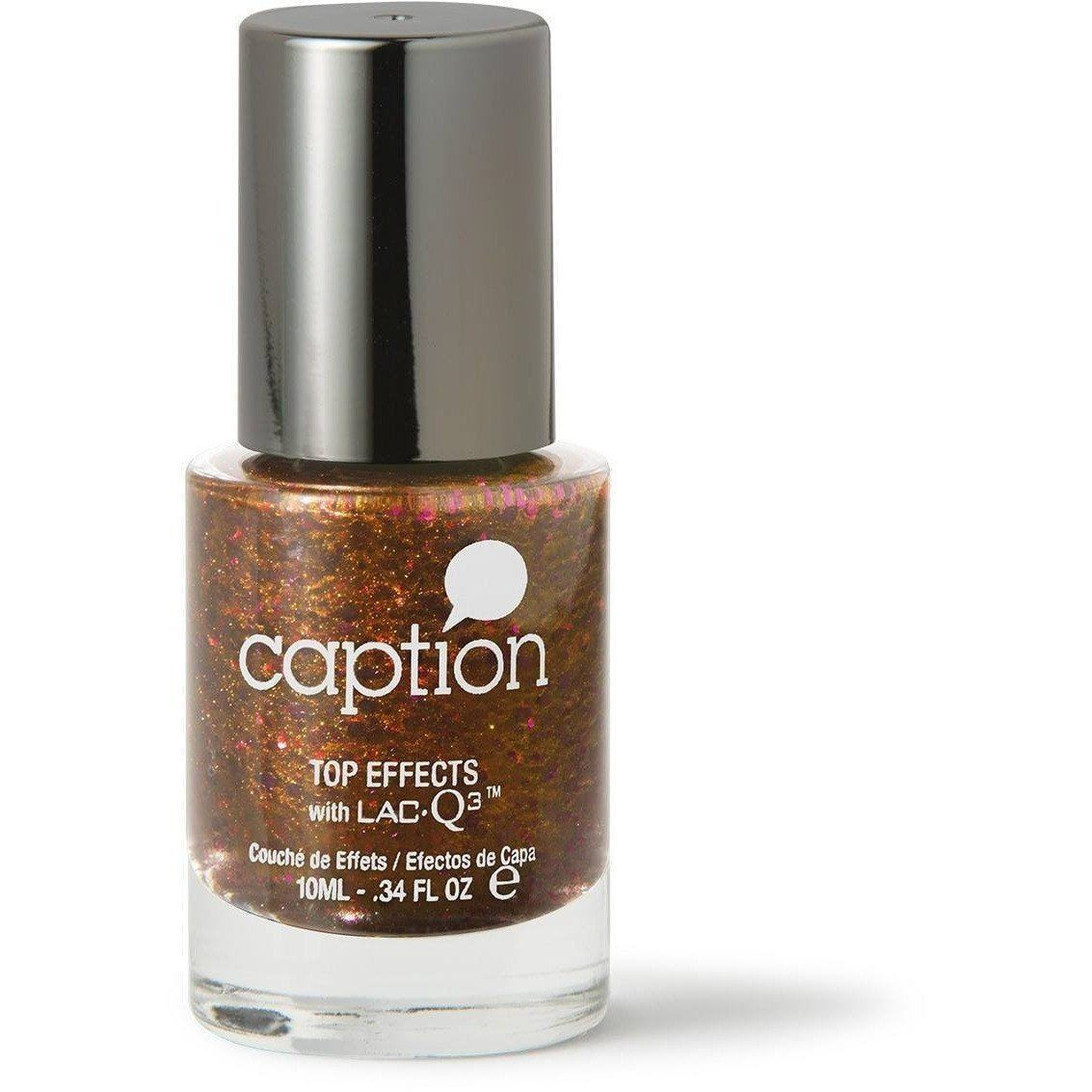 Caption - Feeling Feisty #T005-Nail Polish-Universal Nail Supplies