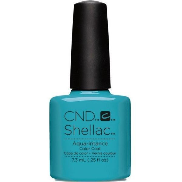 CND Creative Nail Design Shellac - Aqua-intance-Gel Nail Polish-Universal Nail Supplies