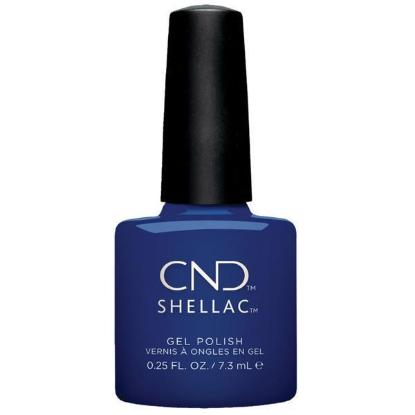 CND Creative Nail Design Shellac - Blue Moon-Gel Nail Polish-Universal Nail Supplies