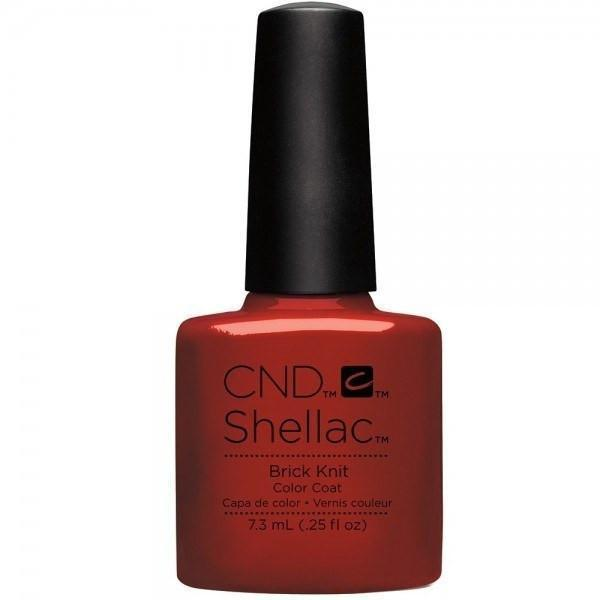 CND Creative Nail Design Shellac - Brick Knit-Gel Nail Polish-Universal Nail Supplies