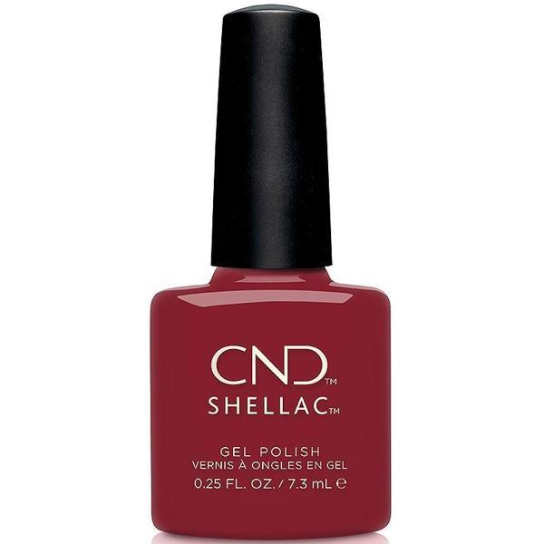CND Creative Nail Design Shellac - Cherry Apple-Universal Nail Supplies