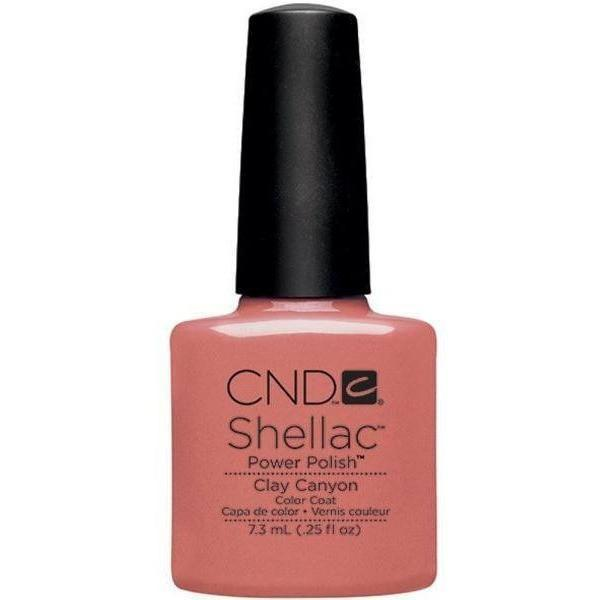 CND Creative Nail Design Shellac - Clay Canyon-Gel Nail Polish-Universal Nail Supplies