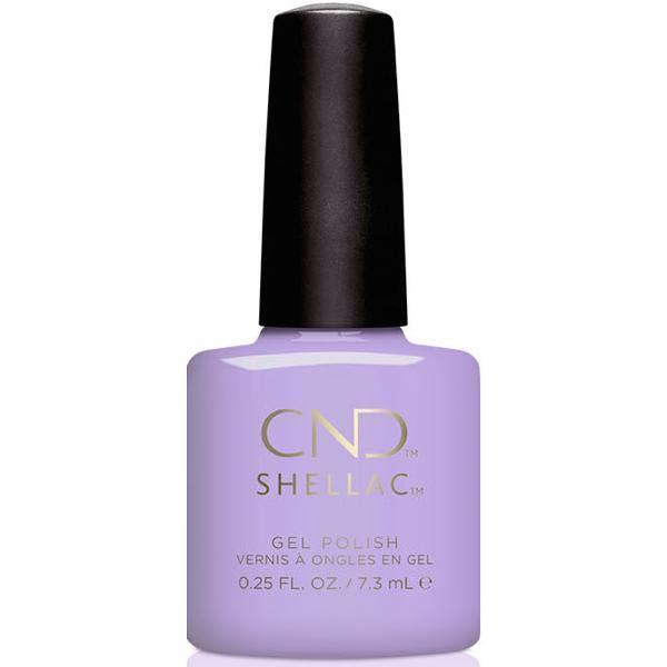 CND Creative Nail Design Shellac - Gummi-Gel Nail Polish-Universal Nail Supplies