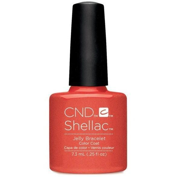 CND Creative Nail Design Shellac - Jelly Bracelet-Gel Nail Polish-Universal Nail Supplies