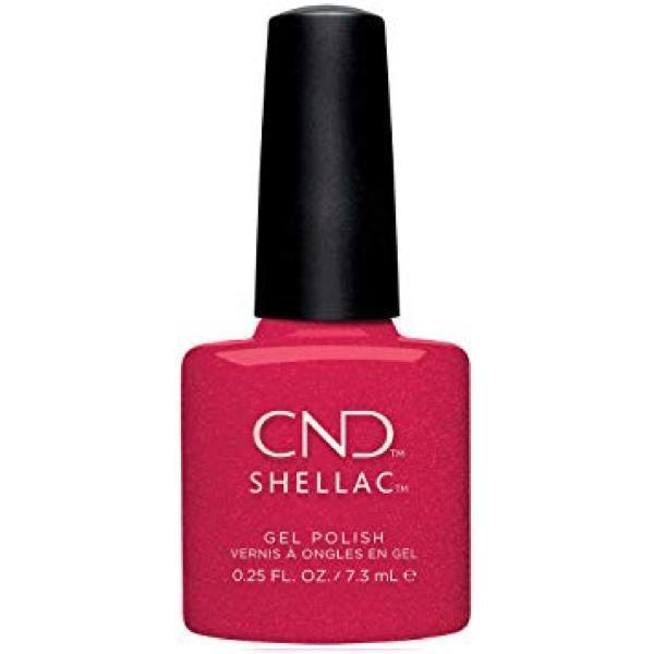 CND Creative Nail Design Shellac - Kiss of Fire-Gel Nail Polish-Universal Nail Supplies