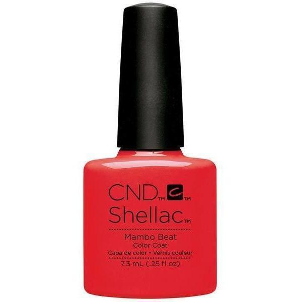 CND Creative Nail Design Shellac - Mambo Beat-Gel Nail Polish-Universal Nail Supplies