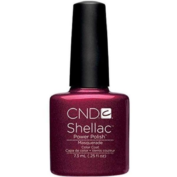 CND Creative Nail Design Shellac - Masquerade-Gel Nail Polish-Universal Nail Supplies