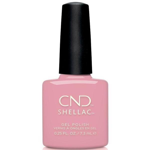 CND Creative Nail Design Shellac - Pacific Rose-Universal Nail Supplies
