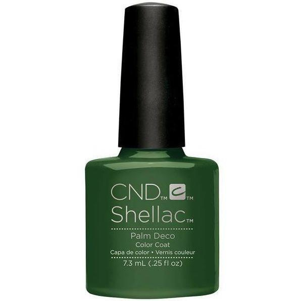 CND Creative Nail Design Shellac - Palm Deco-Gel Nail Polish-Universal Nail Supplies