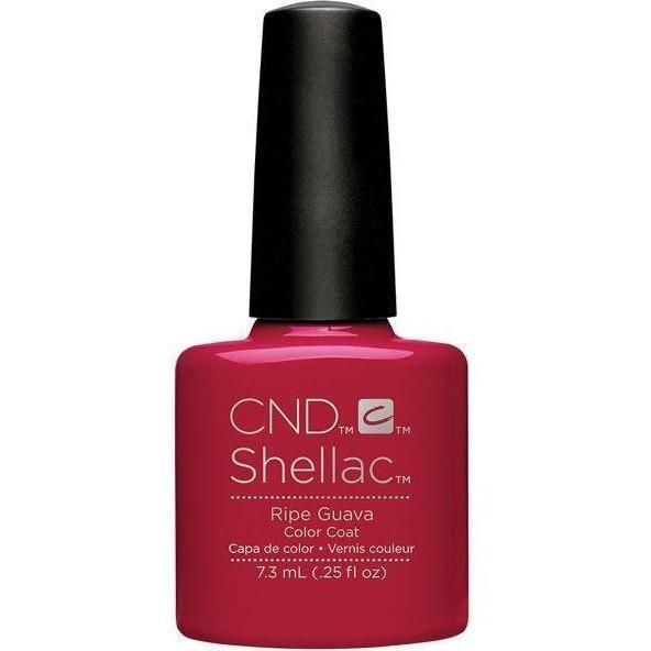 CND Creative Nail Design Shellac - Ripe Guava-Gel Nail Polish-Universal Nail Supplies