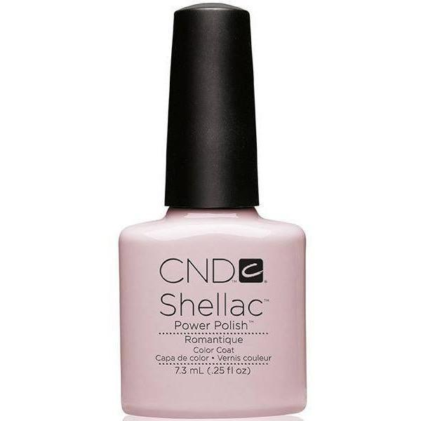 CND Creative Nail Design Shellac - Romantique -Gel Nail Polish-Universal Nail Supplies