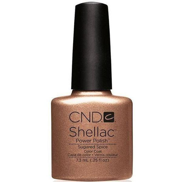 CND Creative Nail Design Shellac - Sugared Spice-Gel Nail Polish-Universal Nail Supplies