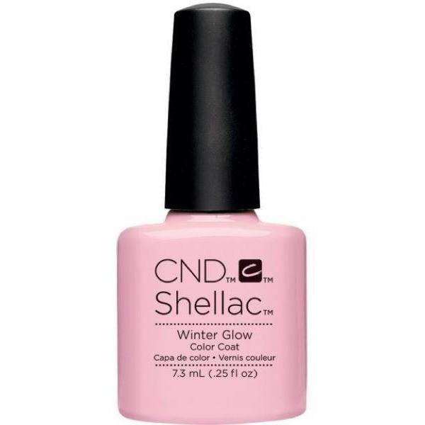 CND Creative Nail Design Shellac - Winter Glow-Gel Nail Polish-Universal Nail Supplies