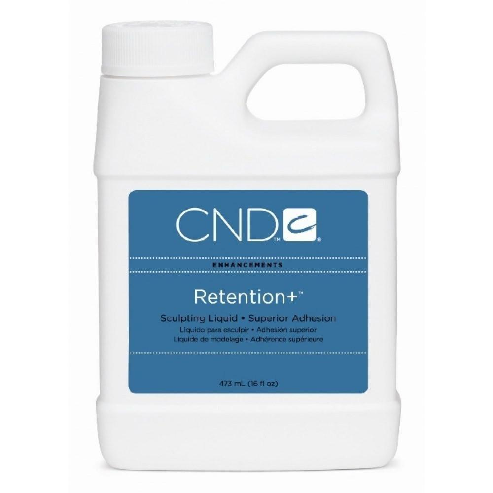 CND Retention Sculpting Liquid 16oz 473mL-CND Treatments-Universal Nail Supplies