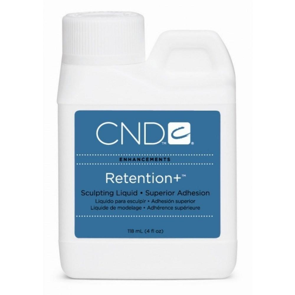 CND Retention Sculpting Liquid 4 oz 118 mL-CND Treatments-Universal Nail Supplies
