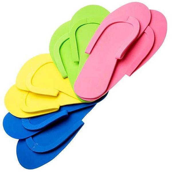 Cre8tion - Non Slippery Disposable Sewing Pedicure Slippers 1 PAIR #10134-Nail Tools-Universal Nail Supplies