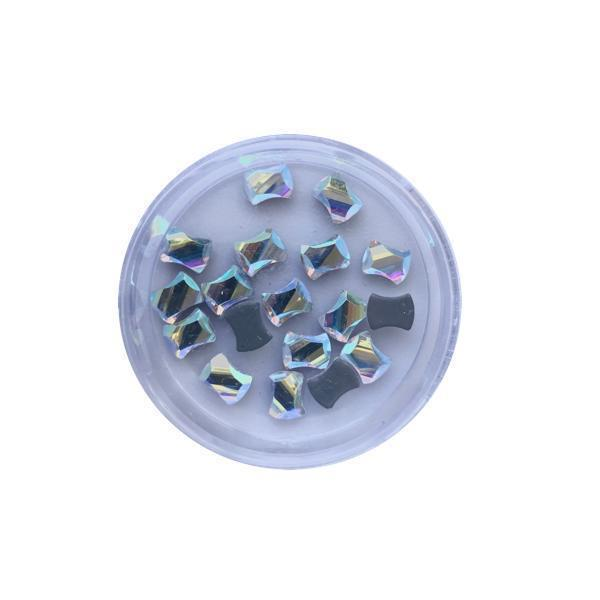 Crystal Nail Art Rhinestones - One Container 20 Pieces #10-Rhinestones-Universal Nail Supplies